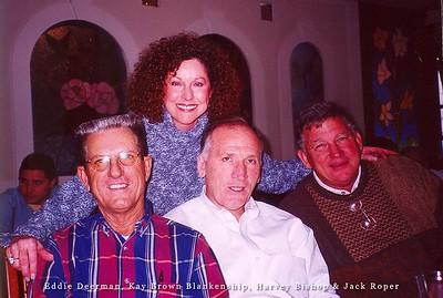 Eddie Deerman, Kay Brown, Harvey & Jack