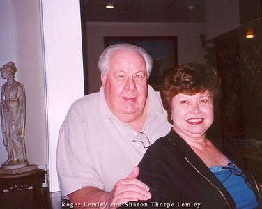Roger and Sharon Lemley