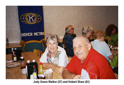July 2006 Luncheon