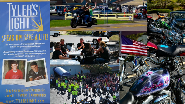 Tyler's Light Benefit Ride 2018