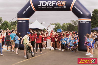 JDRF WALK FOR DIABETES