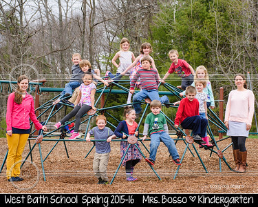 Bosso 8x10 class photo SPRING