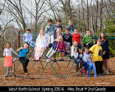 Beal 8x10 class photo spring