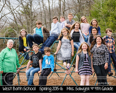 Sawyer 8x10 class photo