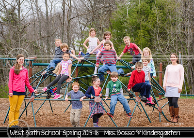 Bosso 5x7 class photo SPRING