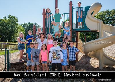 Beal 5x7 class photo