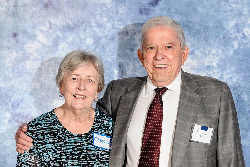 Carolyn and Warren Deatrick
