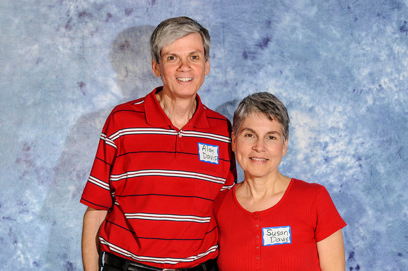 Alan and Susan Davis