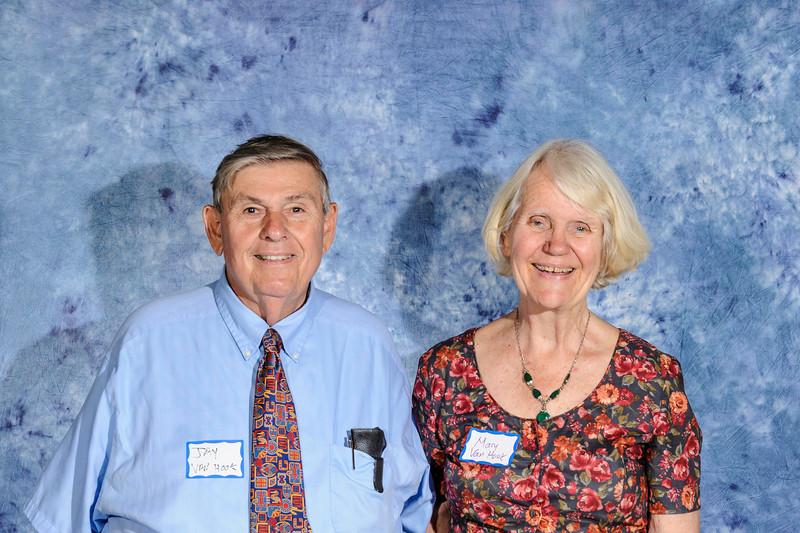 Jay and Mary Van Hook