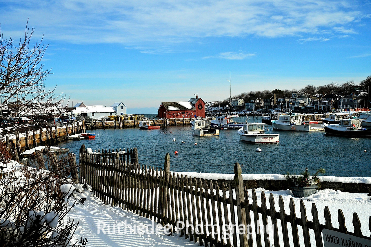 Motif #1 from the village of Rockport...