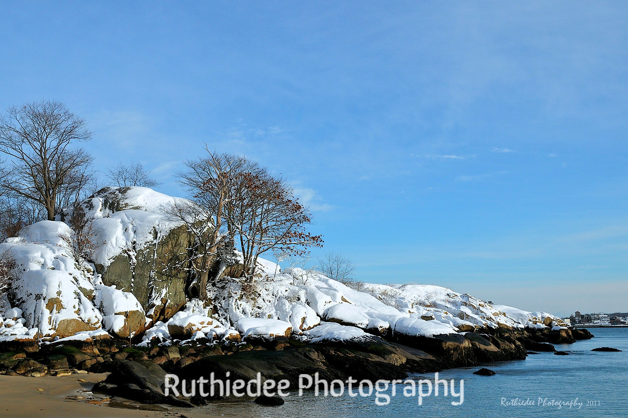 Winter by the sea...<br /> <br /> Cape Ann