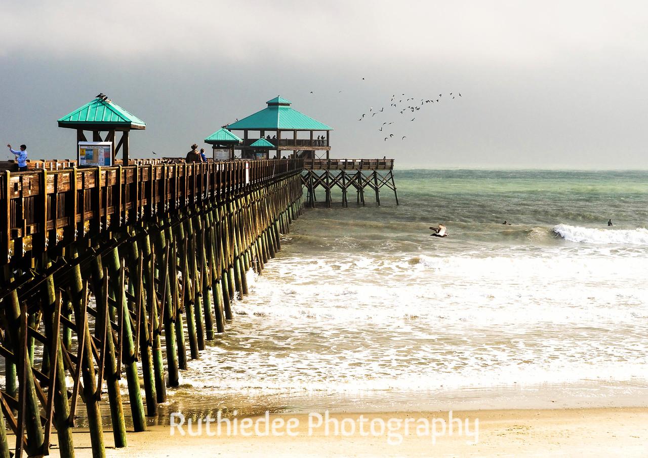 Folly Beach Pier...