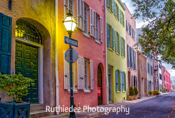 Evening in Charleston...