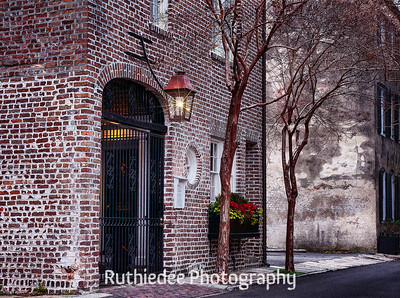 Brick home in Charleston...