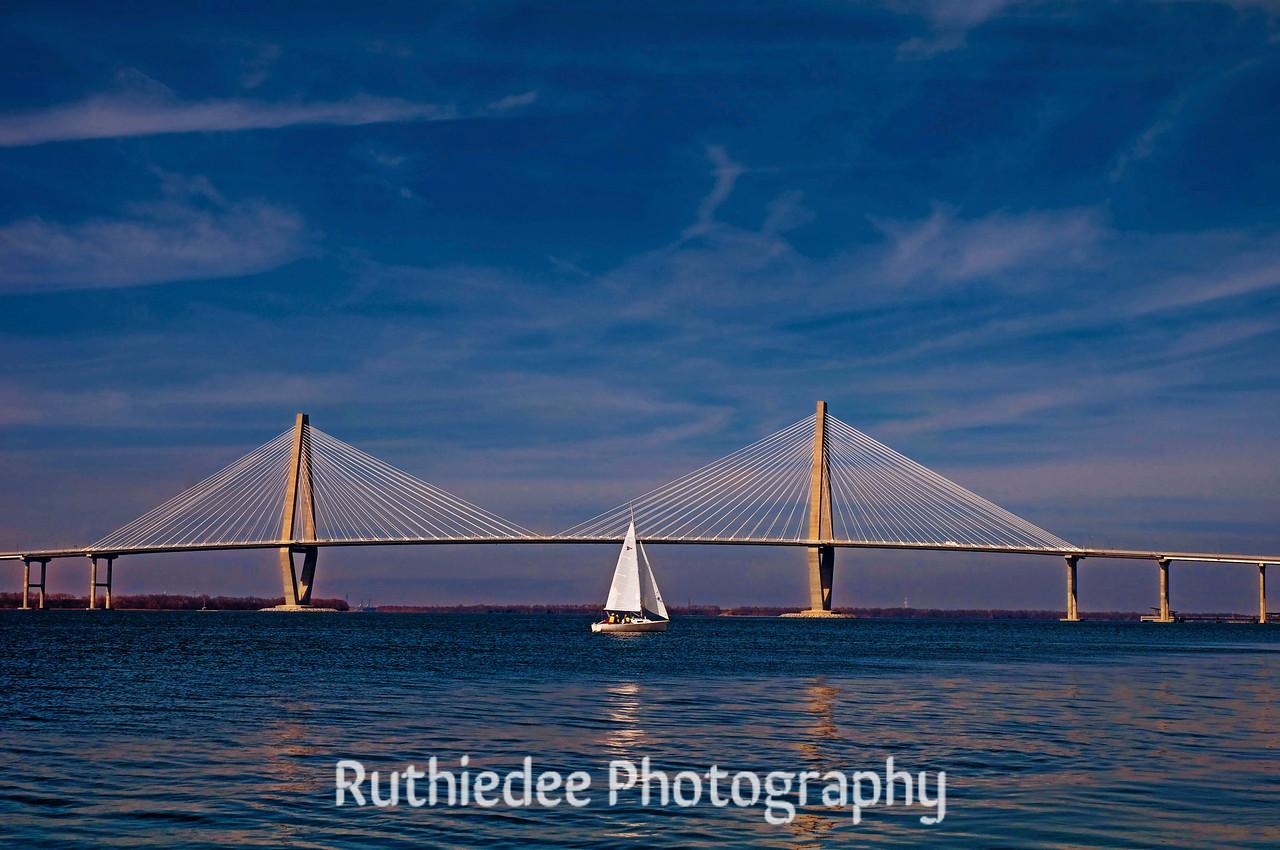 Ravenel Bridge...