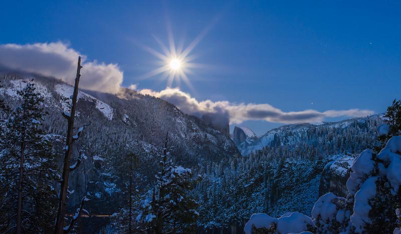 Yosemite Moonburst