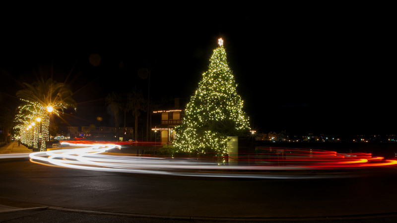 "Holiday lights and traffic in downtown Benicia, California…..<br /> <br /> You may license this photo on Getty Images:  <a href=""http://www.gettyimages.com/detail/photo/cruising-around-the-christmas-tree-royalty-free-image/158802346?esource=en-us_flickr_photo&language=en-US"">http://www.gettyimages.com/detail/photo/cruising-around-the-christmas-tree-royalty-free-image/158802346?esource=en-us_flickr_photo&language=en-US</a>"