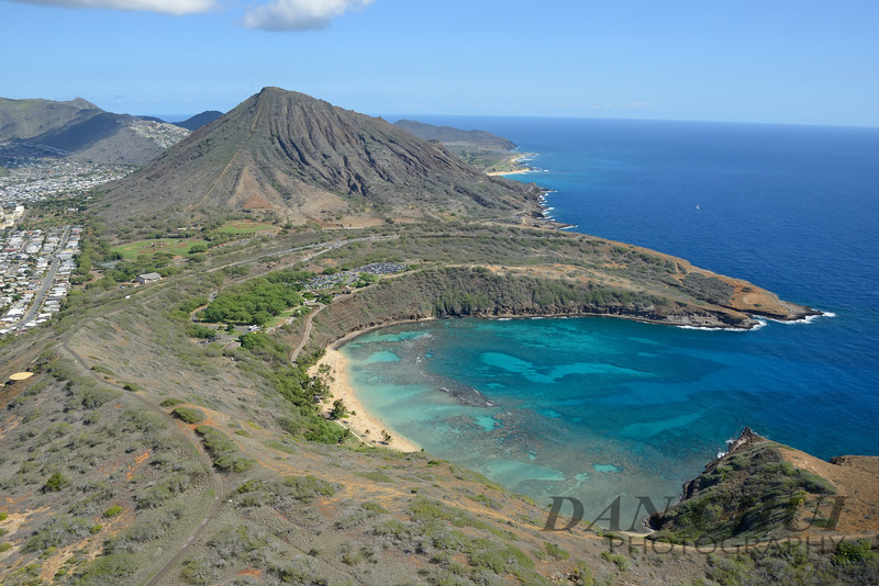 Hanauma Bay Nature Preserve and Beach park