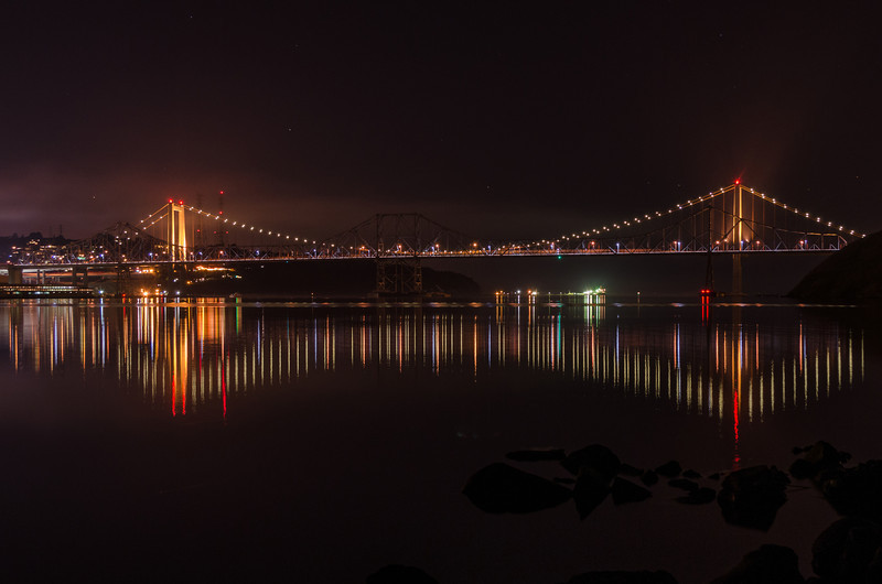 """Carquinez Bridge Reflections<br /> You may license this photo on Getty Images:  <a href=""""http://www.gettyimages.com/detail/photo/carquinez-bridge-reflections-royalty-free-image/173757688?esource=en-us_flickr_photo&language=en-US"""">http://www.gettyimages.com/detail/photo/carquinez-bridge-reflections-royalty-free-image/173757688?esource=en-us_flickr_photo&language=en-US</a>"""