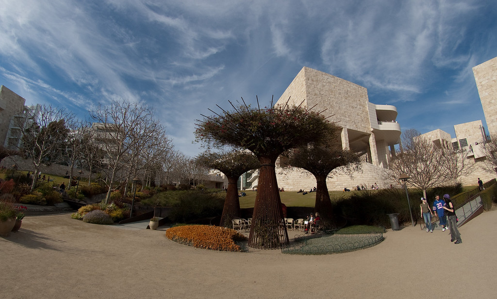 Gaarden at the Getty<br /> © Harvey Cooper 2009