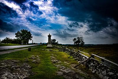 Gettysburg National Military Park - Gettysburg, Pennsylvania