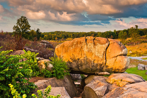 Devil's Den, Gettysburg National Military Park, PA