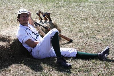 Gettysburg Vintage Base Ball 2017