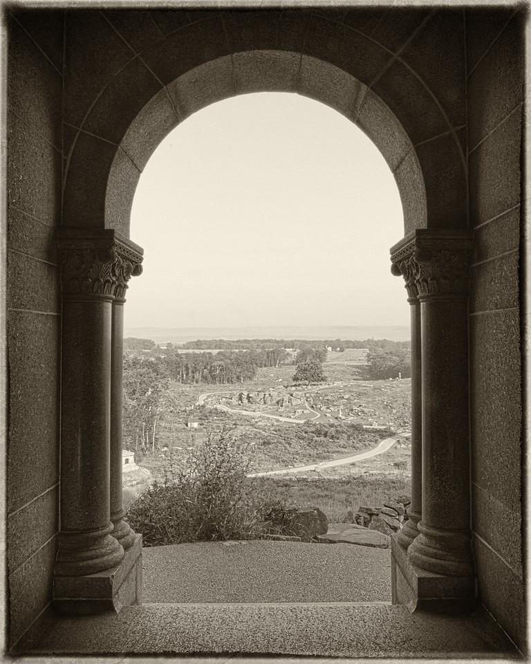 'The Devil's Den' - Gettysburg National Battlefield Park - Gettysburg, PA
