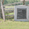 Kershaw's Brigade Marker on Emmitsburg Road