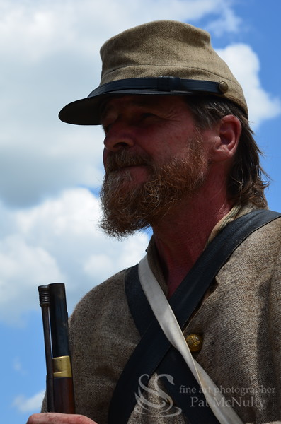 North Reenactor Photo