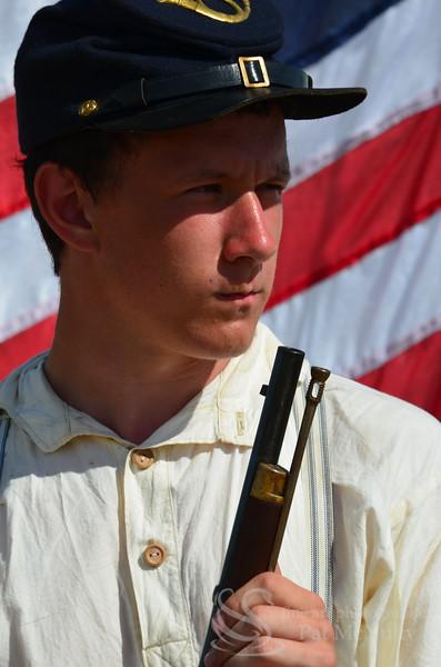 Confederate Soldier Picture
