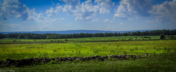 Pickets Charge Site