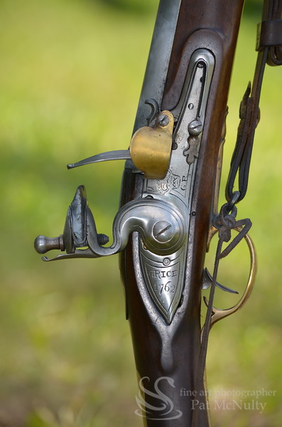Musket Flint Riffle