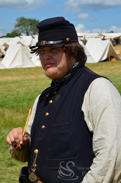 South Confederate Soldier