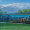 Right Side of Coster Avenue Mural with 154th New York