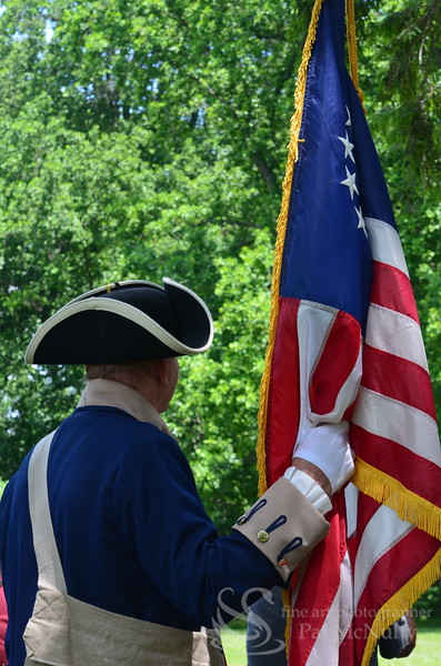 Continental Army Soldier