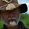 South Confederate Soldier Close-Up Picture