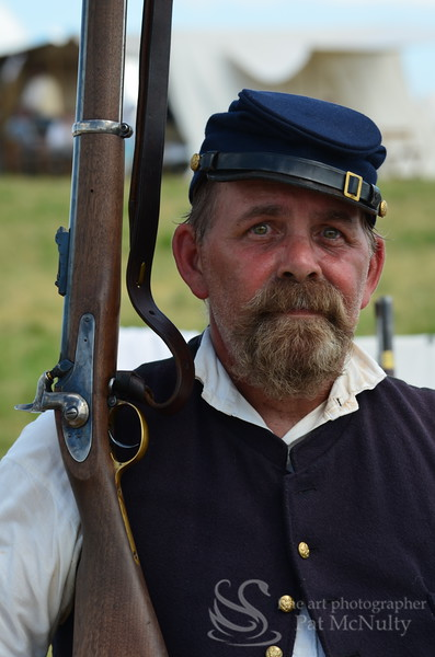 South Confederate Soldier Photo