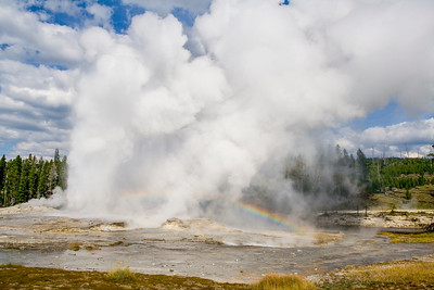 Giant Geyser, Sept. 8, 2007