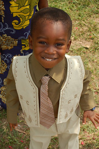 """If you're thinking, """"How sweet is he?"""" You would be right. This was the sweetest little boy I've ever seen (outside of the orphanage...of course)."""