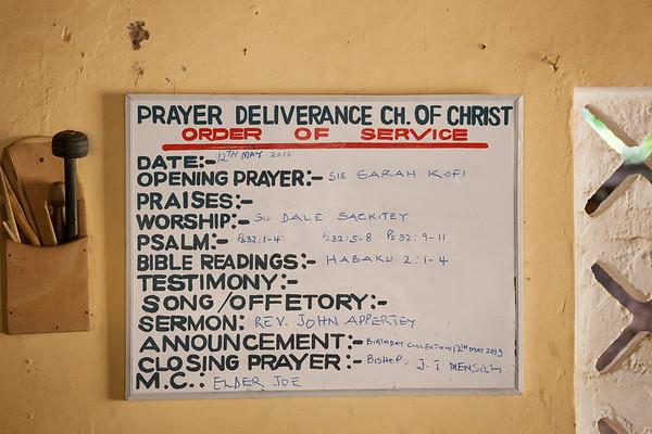 Prayer Camps