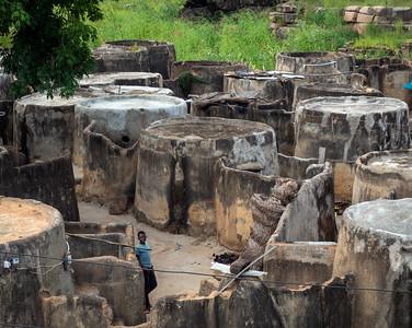 Tallensi people-ancestral/earth worship