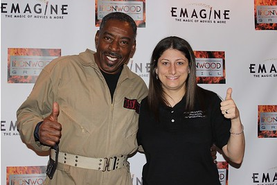 Ghost Busters Emagine Rochester 10-30-15
