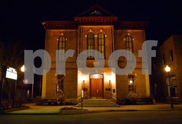 Eleven members of the Midwest Ghost Society and 30 members of the public held a paranormal investigation at the Sandwich Opera House on Jan. 28.