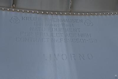 "Monte Giogo 7, Ex Base NATO ""Livorno""."