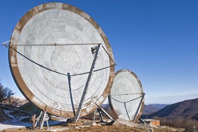 "Monte Giogo 8, ex Base NATO ""Livorno"""