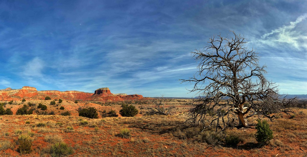 Ghost Ranch, Abiquiú New Mexico - 2016 * click to view gallery