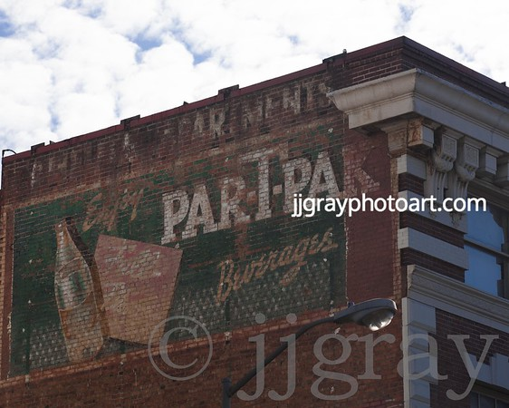 Ghost Signs-San Francisco