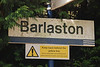"""Barlaston <br /> <br /> Address <br /> <br /> Station Road<br /> <br /> Barlaston<br /> <br /> Stoke on Trent<br /> <br /> Staffordshire<br /> <br /> ST12 9DQ <br /> <br /> National Rail Enquiries Station database link <br /> <br /> <a href=""""http://www.nationalrail.co.uk/stations/BRT/details.html"""">http://www.nationalrail.co.uk/stations/BRT/details.html</a><br /> <br /> No actual trains stop here but you can buy a ticket at Stoke On <br /> <br /> Trent but you have to do the Bus <br /> <br /> Up until 30th June 2014 the x1 bus runs but after that rumors are it <br /> <br /> stops running <br /> <br /> on return visit on 16th April 2015 the X1 bus no longer runs so you <br /> <br /> better off doing the # 23 as directed further down <br /> <br /> x1 operated by Baker Bus STOP E across from Stoke Station <br /> <br /> PDF Timetable here the stop for Barlaston is Orchard Place<br /> <br /> But as i have said above i have heard rumors that the x1 is to be <br /> <br /> withdrawn after the 30th June 2014 although it not frequent service <br /> <br /> you better off doing the 23 to be honest <br /> <br /> <a href=""""http://www.stokebus.info/timetables/X1.pdf"""">http://www.stokebus.info/timetables/X1.pdf</a><br /> <br /> 23 bus timetable site, to be honest this bus is better because it drops you closest to Barlaston stop for Barlaston is The Plume of Feathers Pub it goes from STOP E outside Stoke Station <br /> <br /> <a href=""""http://www.stokebus.info/timetables/23.pdf"""">http://www.stokebus.info/timetables/23.pdf</a>"""