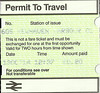 Permit to Travel ticket it wouldnt except my 5p so had to put<br /> <br /> New to Smugmug??<br /> <br /> To read the print clearly / make picture bigger : <br /> <br /> Best way to read it if you new to Smugmug<br /> <br /> Put your mouse pointer over centre of pic and double click which blows it up. <br /> <br /> Then in the Bottom RIGHT hand corner there is a RESIZE BUTTON so select size you want. <br /> <br /> To cancel and come back just click the big X in top right hand